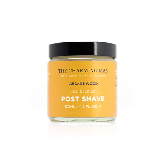 Post Shave Gel by The Charming Man